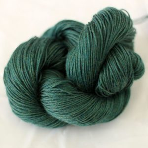 110 Malachite coop sock