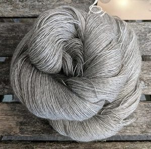 natural 2 ply / lace